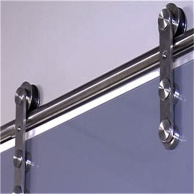 C mo instalar una puerta corredera de cristal for Instalar puerta corredera